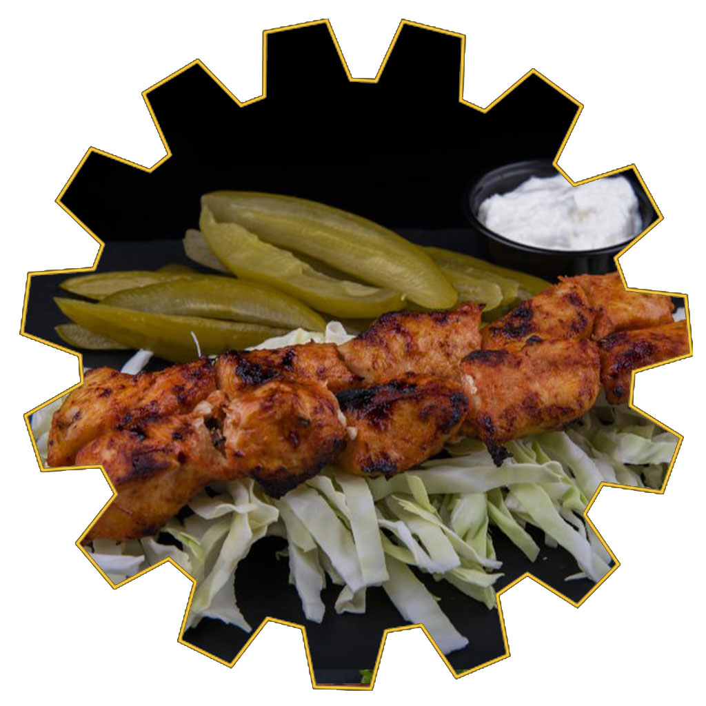 carb-free shish taouk
